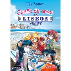 SUEÑO DE AMOR EN LISBOA, TEA STILTON 32
