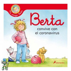 BERTA CONVIVE CON EL CORONAVIRUS, MI AMIGA BERTA