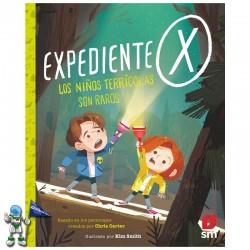 EXPEDIENTE X, LOS NIÑOS TERRICOLAS SON RAROS