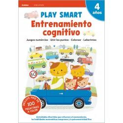 PLAY SMART 4 AÑOS, ENTRENAMIENTO COGNITIVO