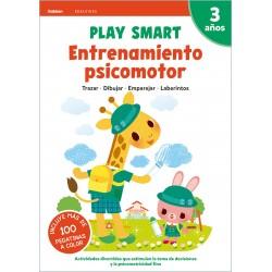 PLAY SMART 3 AÑOS, ENTRENAMIENTO PSICOMOTOR