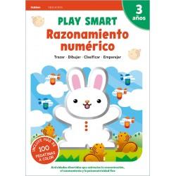 PLAY SMART RAZONAMIENTO NUMÉRICO 3 AÑOS
