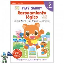 PLAY SMART 5 AÑOS, RAZONAMIENTO LOGICO