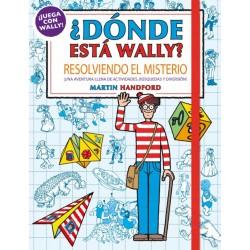 ¿DÓNDE ESTÁ WALLY?...