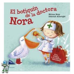 EL BOTIQUÍN DE LA DOCTORA NORA , ÁLBUMES ILUSTRADOS