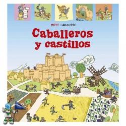 CABALLEROS Y CASTILLOS , MINI LAROUSSE