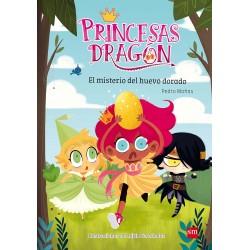 PRINCESAS DRAGÓN 1, EL MISTERIO DEL HUEVO DORADO