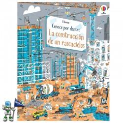 LA CONSTRUCCIÓN DE UN RASCACIELOS, CONOCE POR DENTRO
