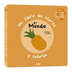 MI LIBRO DE OLORES Y COLORES , EL MUNDO
