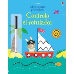 CONTROLO EL ROTULADOR , USBORNE