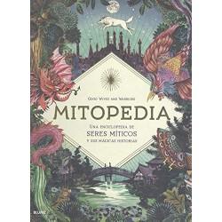 MITOPEDIA | LIBRO ILUSTRADO