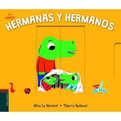 HERMANAS Y HERMANOS , SOY MAYOR 11