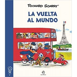 LA VUELTA AL MUNDO , RICHARD SCARRY