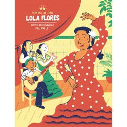 PEPITAS DE ORO | LOLA FLORES