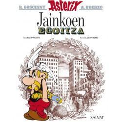 JAINKOEN EGOITZA , ASTERIX EN EUSKERA 17
