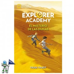 EXPLORER ACADEMY 4, EL MISTERIO DE LAS DUNAS
