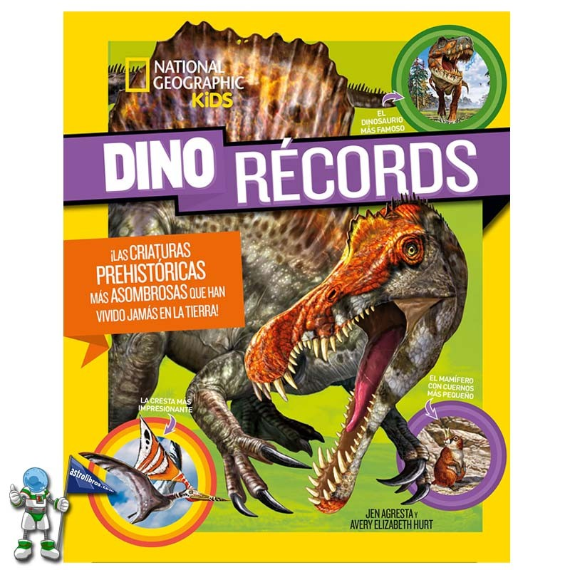 DINO RECORDS, NATIONAL GEOGRAPHIC