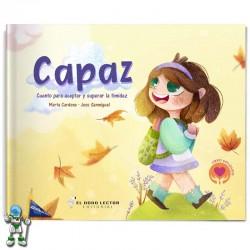 CAPAZ, CUENTO PARA SUPERAR LA TIMIDEZ