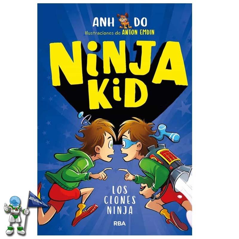 NINJA KID 5, LOS CLONES NINJA