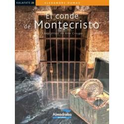 EL CONDE DE MONTECRISTO, COLECCIÓN KALAFATE, LECTURA FÁCIL