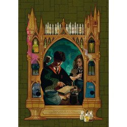 PUZZLE 1000 PZ HARRY POTTER...