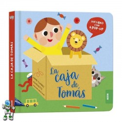 LA CAJA DE TOMAS , LIBRO POP-UP