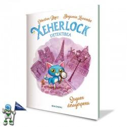 XEHERLOCK DETEKTIBEA 1,...
