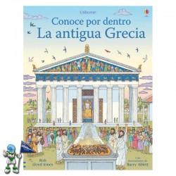 LA ANTIGUA GRECIA, CONOCE...