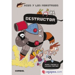 AGUS Y LOS MONSTRUOS 19, DESTRUCTOR