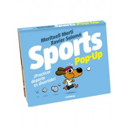 SPORTS POP-UP, ¡PRACTICAR DEPORTE ES DIVERTIDO!