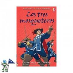 LOS TRES MOSQUETEROS,...