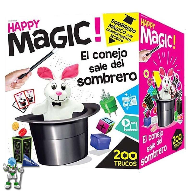 SOMBRERO MÁGICO, 200 TRUCOS MAGIA