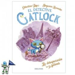 EL DETECTIVE GATLOCK 1, LA DESAPARICIÓN DE LOS RATONES