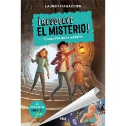¡RESUELVE EL MISTERIO! 1, EL CASO DE LA MANSIÓN