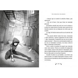 AMANDA BLACK 1, UNA HERENCIA PELIGROSA