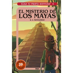 ELIGE TU PROPIA AVENTURA 5, EL MISTERIO DE LOS MAYAS