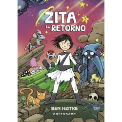 EL RETORNO , LAS AVENTURAS DE ZITA 3 , CÓMIC