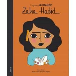 ZAHA HADID, PEQUEÑA Y GRANDE 37