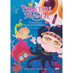 PRINCESAS DRAGÓN 6 , EL MONSTRUO DE LAS PROFUNDIDADES
