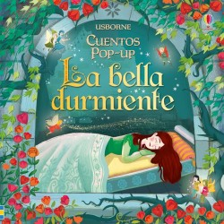LA BELLA DURMIENTE, CUENTOS POP-UP USBORNE