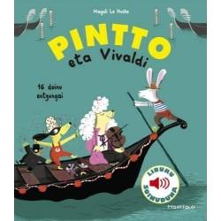 PINTTO ETA VIVALDI , LIBURU SOINUDUNA