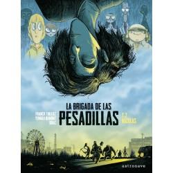 LA BRIGADA DE LAS PESADILLAS 2 , NICOLÁS , CÓMIC JUVENIL