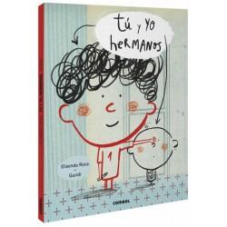 TU Y YO HERMANOS, CUENTO ILUSTRADO