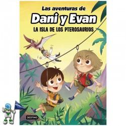 LAS AVENTURAS DE DANI Y EVAN 2 , LA ISLA DE LOS PTEROSAURIOS