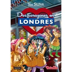 DOS CORAZONES EN LONDRES. TEA STILTON 28