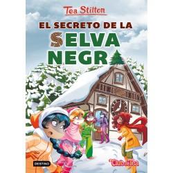 EL SECRETO DE LA SELVA NEGRA , TEA STILTON 35