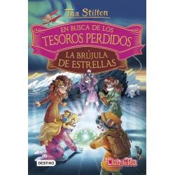 EN BUSCA DE LOS TESOROS PERDIDOS , LA BRÚJULA DE ESTRELLAS , ESPECIAL TEA STILTON