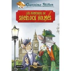 LAS AVENTURAS DE SHERLOCK HOLMES, GRANDES HISTORIAS STILTON