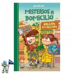 MISTERIOS A DOMICILIO 8,...