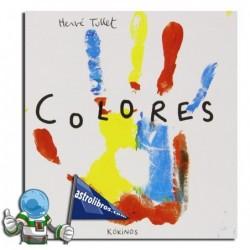 Colores, de Hervé Tullet
